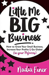 little me big business book