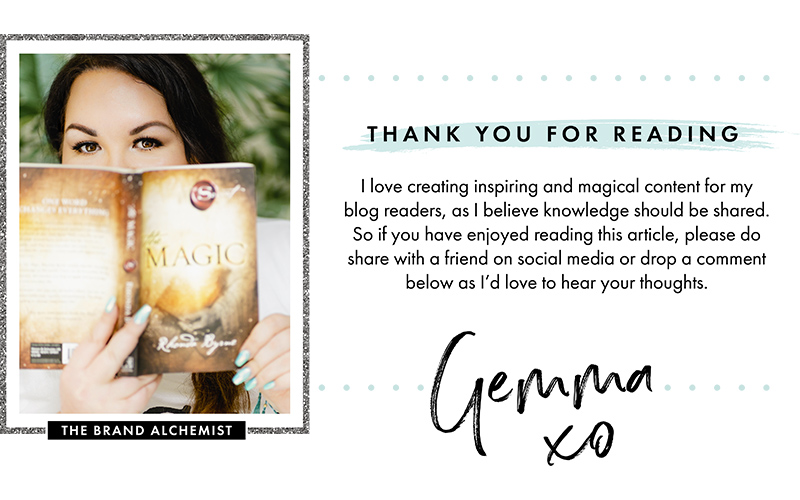 Gemma blog sign off