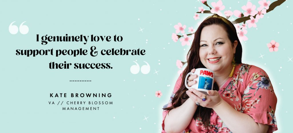 An Interview with Kate Browning Cherry Blossom Management