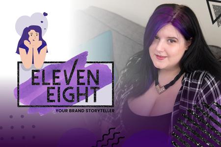 eleven eight branding