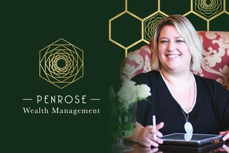 penrose wealth management branding