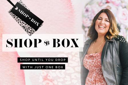 shop box branding