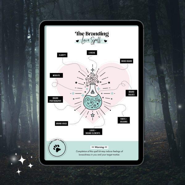 The Ultimate Branding Love Spell eBook